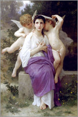 William Bouguereau - das erwachende Herz 