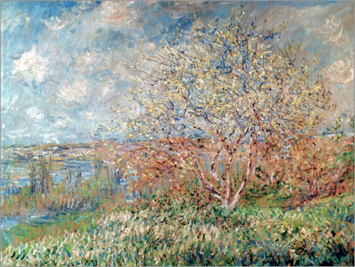 Claude Monet - Spring