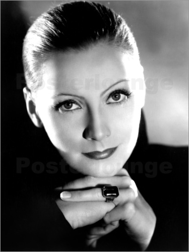 poster greta garbo. Black Bedroom Furniture Sets. Home Design Ideas