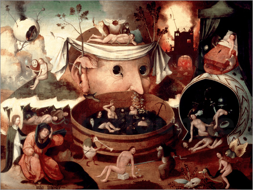 Hieronymus Bosch - Tondal's Vision