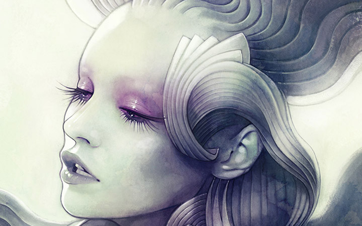 Anna Dittmann - Mantle