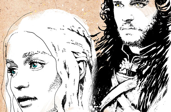 You win or you die game of thrones art