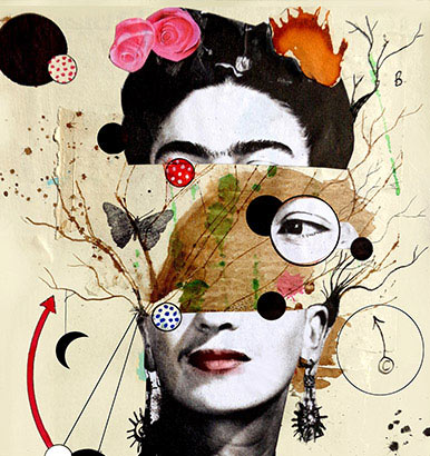 Loui Jover - Deconstructed Frida