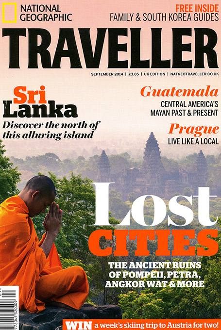Matteo Colombo - National Geographic Traveller