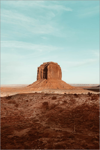 Premium-Poster Monument Valley