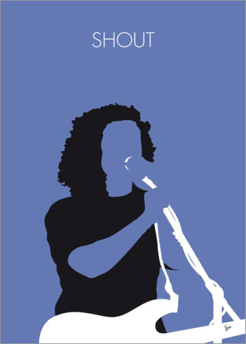 Premium-Poster Tears for Fears - Shout