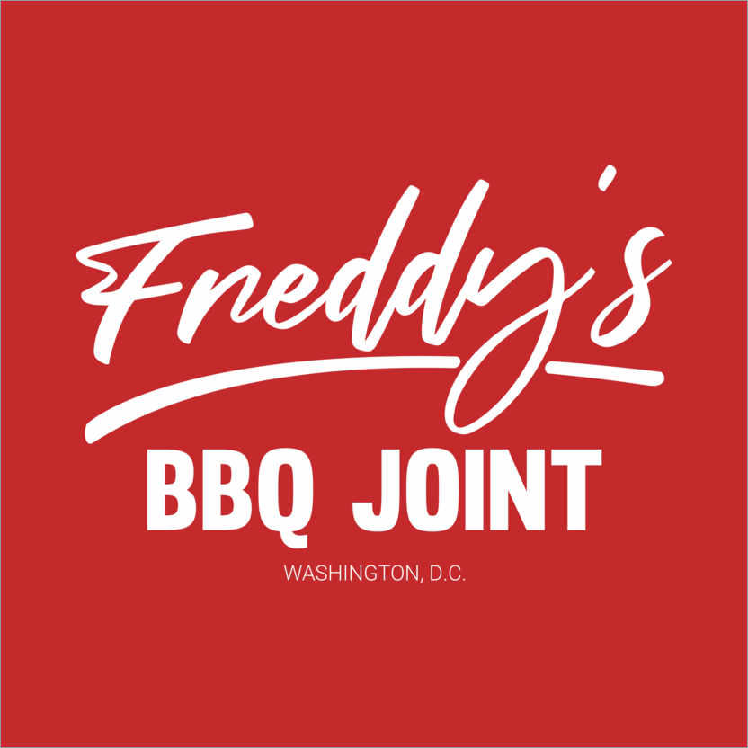 Wandsticker Freddy's BBQ Joint – House of Cards