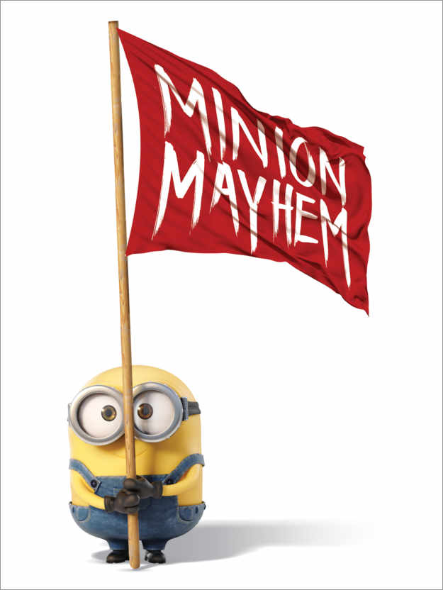 Premium-Poster Despicable Me Minion Mayhem