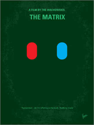 Premium-Poster  The Matrix - chungkong