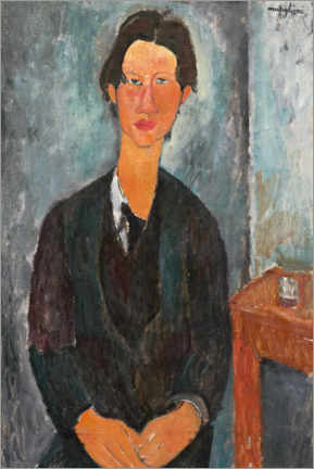 Gallery Print  Chaim Soutine - Amedeo Modigliani