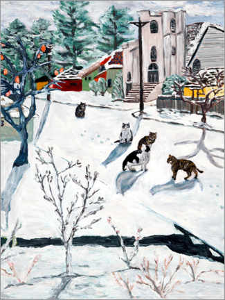 Gallery Print  Winter - Deborah Eve Alastra