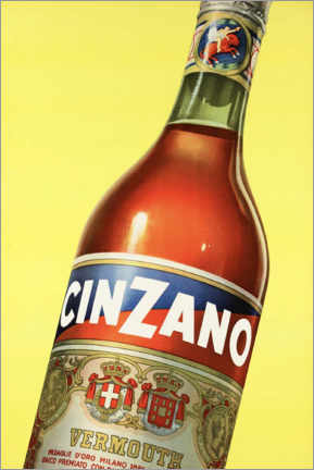 Premium-Poster  Cinzano - Advertising Collection