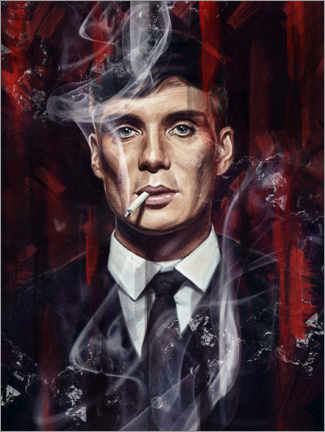 Holzbild  Peaky Blinders - Dmitry Belov