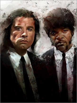 Premium-Poster Pulp Fiction