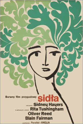 Premium-Poster  Sidla - Entertainment Collection