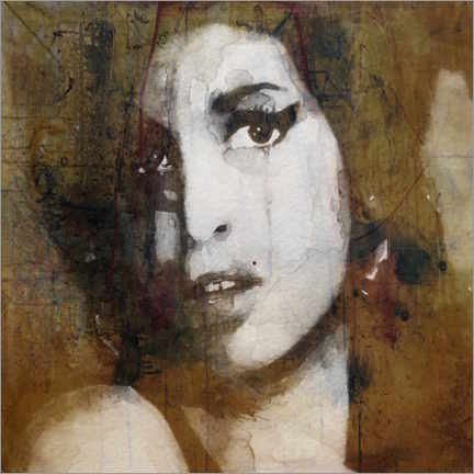 Gallery Print  Amy Winehouse - Paul Lovering