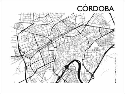 Wandsticker  Cordoba - 44spaces