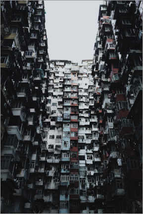 Hartschaumbild  Hongkong - Dmitry Belov