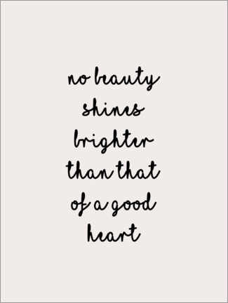Wandsticker  No beauty shines brighter... - Finlay and Noa