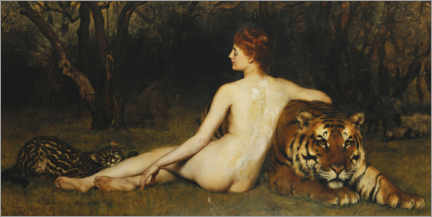 Wandsticker  Circe - John Collier