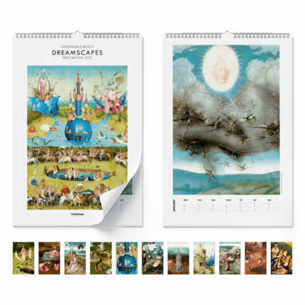 Wandkalender Dreamscapes 2021