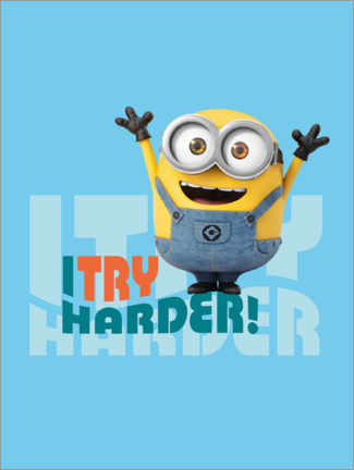 Alubild  Minions Motivation