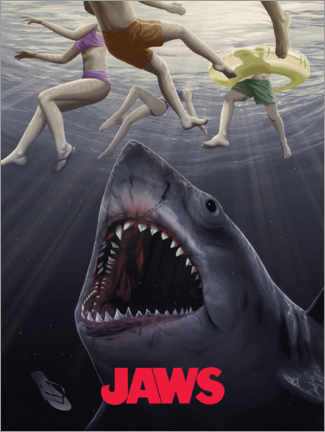 Alubild  Jaws - Horrorvorstellung II