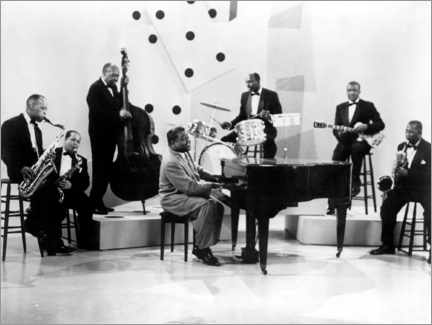 Holzbild  Jamboree - Fats Domino & Band