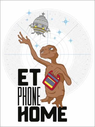 Alubild  E.T. - Phone Home