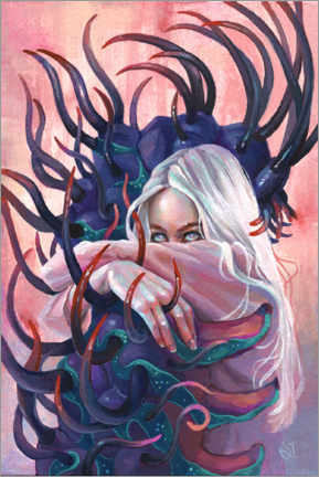 Gallery Print  Thorny Way - Tanya Shatseva