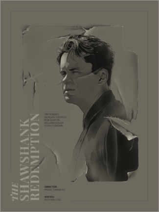 Premium-Poster  The Shawshank Redemption - Fourteenlab