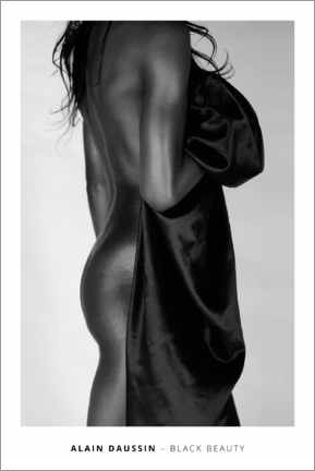 Gallery Print  Black Beauty - Alain Daussin