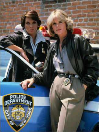 Premium-Poster Cagney & Lacey