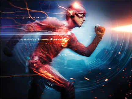 Gallery Print  The Flash (2014)