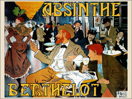 Henri Thiriet - Absinth Berthelot
