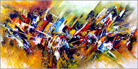 Theheartofart Gena - Abstract 5