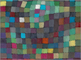 Paul Klee - Abstract in Relation ...Tree
