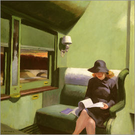 Edward Hopper - Compartment C, Car 293