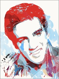 2ToastDesign - alternative elvis presley pop art