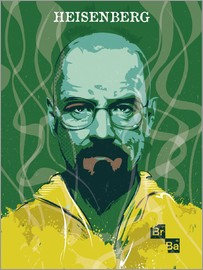 2ToastDesign - alternative heisenberg breaking bad design art