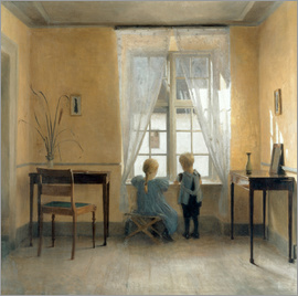 Peter Vilhelm Ilsted - Am Fenster