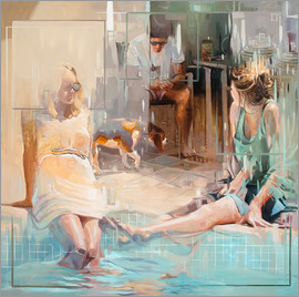 Johnny Morant - Am Pool