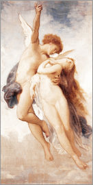 William Adolphe Bouguereau - Amor und Psyche