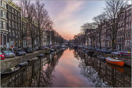 Mike Clegg Photography - Amsterdam Canals bei Sonnenaufgang