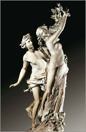 Giovanni Lorenzo Bernini - Apollo and Daphne