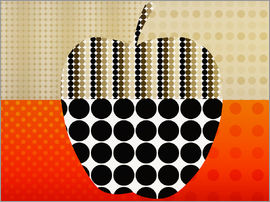 Rosalina Nikolova - apple impression