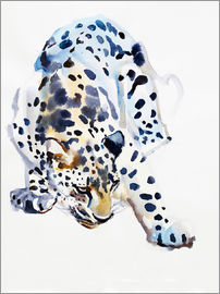 Mark Adlington - Arabischer Leopard