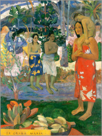 Paul Gauguin - Ave Maria