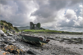 Christian Müringer - Ballycarbery Castle, County Kerry (Irland)