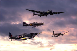 airpowerart - Battle of Britain Memorial